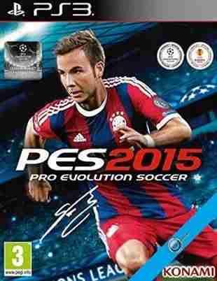 Descargar Pro Evolution Soccer 2015 [MULTI11][Region Free][FW 4.4x][ANTiDOTE] por Torrent